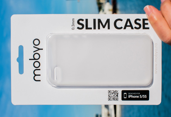 Husa Slim iPhone 5S / iPhone 5 / iPhone SE White