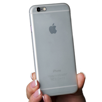 Husa Slim iPhone 6S / iPhone 6 White