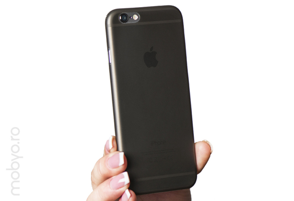 Husa Slim iPhone 6S / iPhone 6 Black