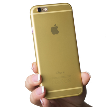 Husa Slim iPhone 6S / iPhone 6 Gold