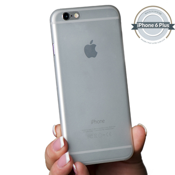 Mobyo iphone 6 slim case white 1