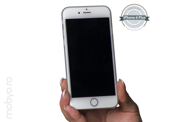 Husa Slim iPhone 6S PLUS / 6 PLUS White