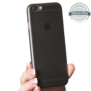 Husa Slim iPhone 6S PLUS /  6 PLUS Black
